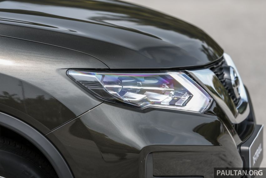 T32 Nissan X-Trail facelift – all four variants previewed! Image #931323