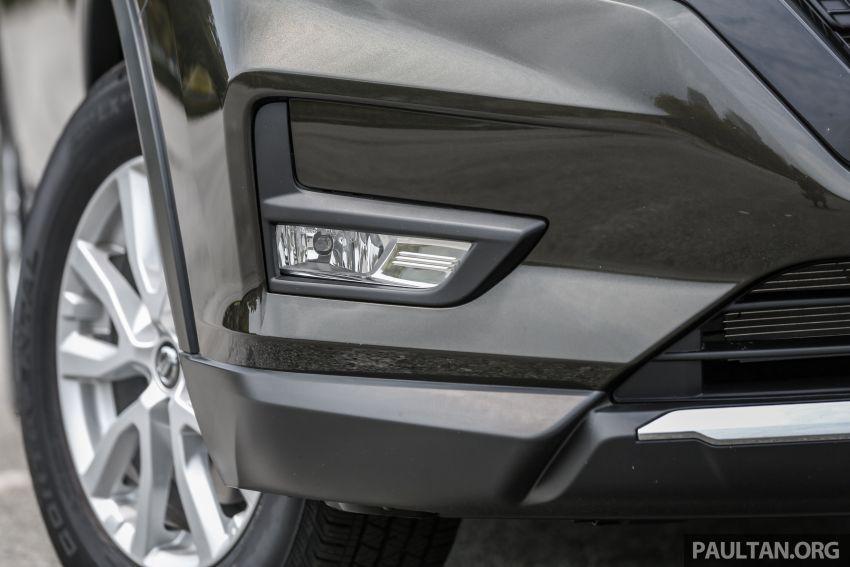 Nissan X-Trail <em>facelift</em> dipertonton di M'sia – empat varian, 2.0L hibrid baru; harga dari RM134k-RM160k Image #931420