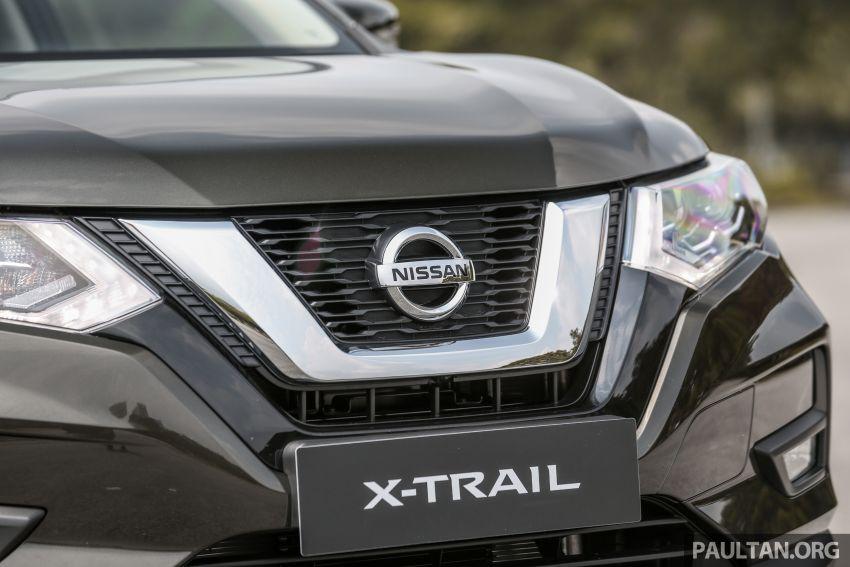 Nissan X-Trail <em>facelift</em> dipertonton di M'sia – empat varian, 2.0L hibrid baru; harga dari RM134k-RM160k Image #931421