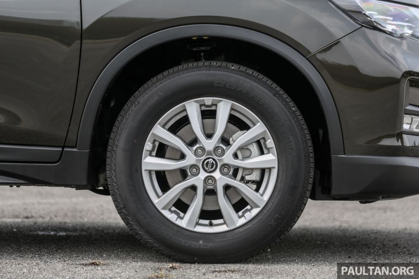 Nissan X-Trail <em>facelift</em> dipertonton di M'sia – empat varian, 2.0L hibrid baru; harga dari RM134k-RM160k Image #931423