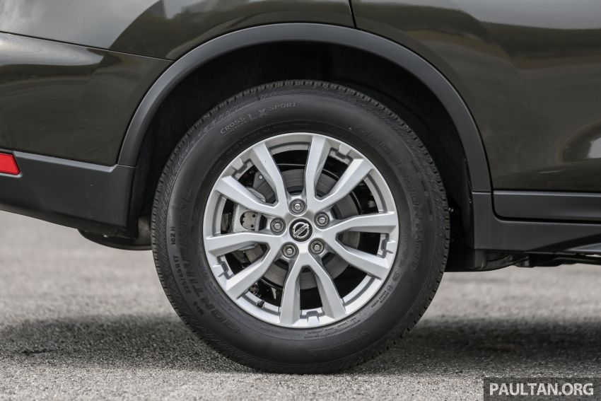 Nissan X-Trail <em>facelift</em> dipertonton di M'sia – empat varian, 2.0L hibrid baru; harga dari RM134k-RM160k Image #931429
