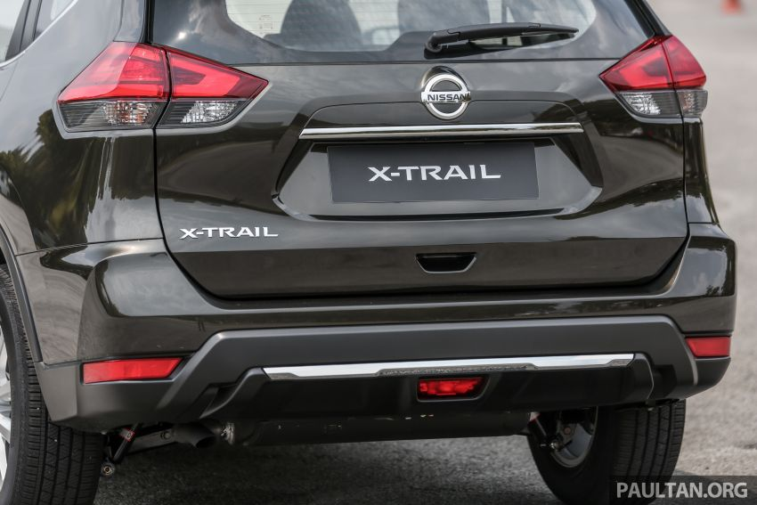 T32 Nissan X-Trail facelift – all four variants previewed! Image #931334