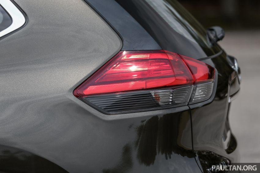Nissan X-Trail <em>facelift</em> dipertonton di M'sia – empat varian, 2.0L hibrid baru; harga dari RM134k-RM160k Image #931432