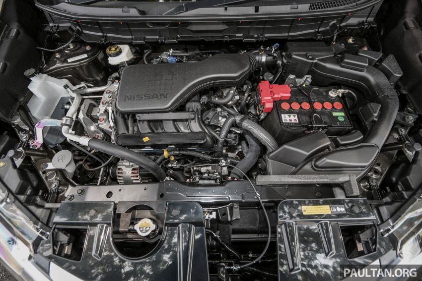 Nissan X-Trail <em>facelift</em> dipertonton di M'sia – empat varian, 2.0L hibrid baru; harga dari RM134k-RM160k Image #931438