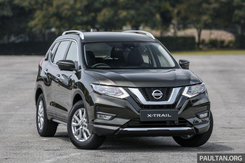Nissan X-Trail <em>facelift</em> dipertonton di M'sia – empat varian, 2.0L hibrid baru; harga dari RM134k-RM160k Image #931405
