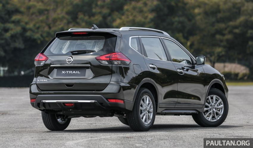 T32 Nissan X-Trail facelift – all four variants previewed! Image #931310