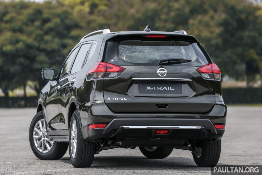 T32 Nissan X-Trail facelift – all four variants previewed! Image #931312