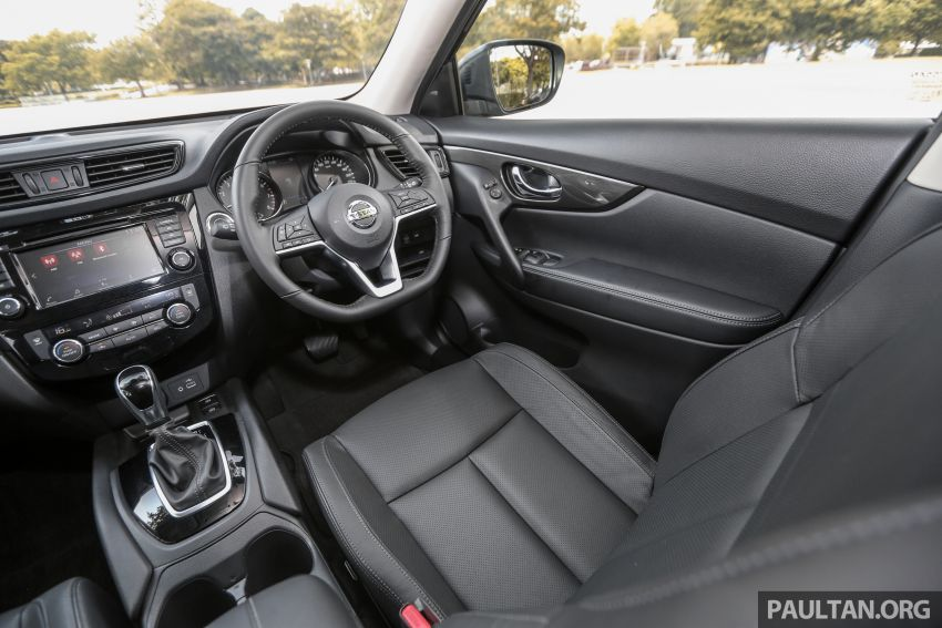 T32 Nissan X-Trail facelift – all four variants previewed! Image #931359