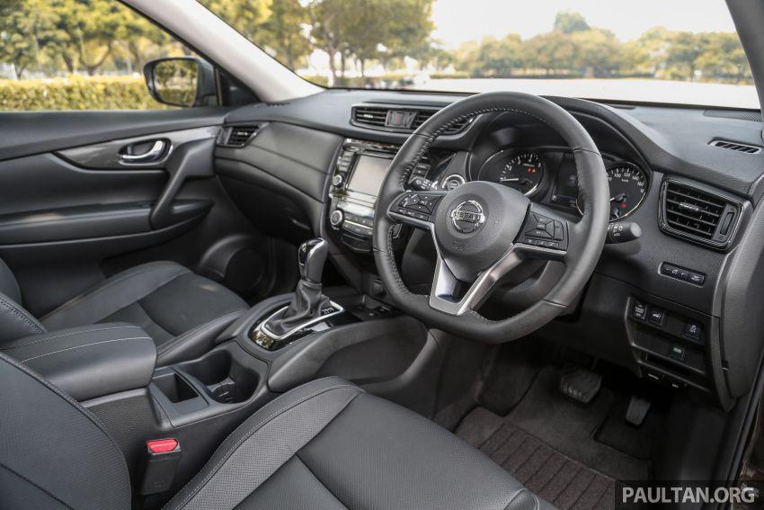Nissan X-Trail <em>facelift</em> dipertonton di M'sia – empat varian, 2.0L hibrid baru; harga dari RM134k-RM160k Image #931440