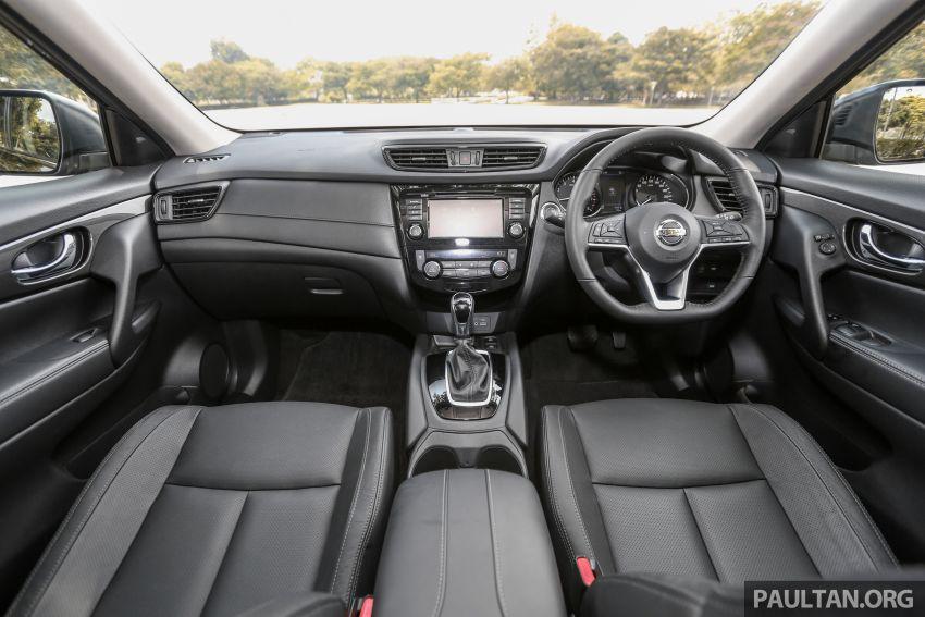 Nissan X-Trail <em>facelift</em> dipertonton di M'sia – empat varian, 2.0L hibrid baru; harga dari RM134k-RM160k Image #931441