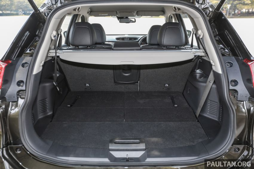 T32 Nissan X-Trail facelift – all four variants previewed! Image #931377