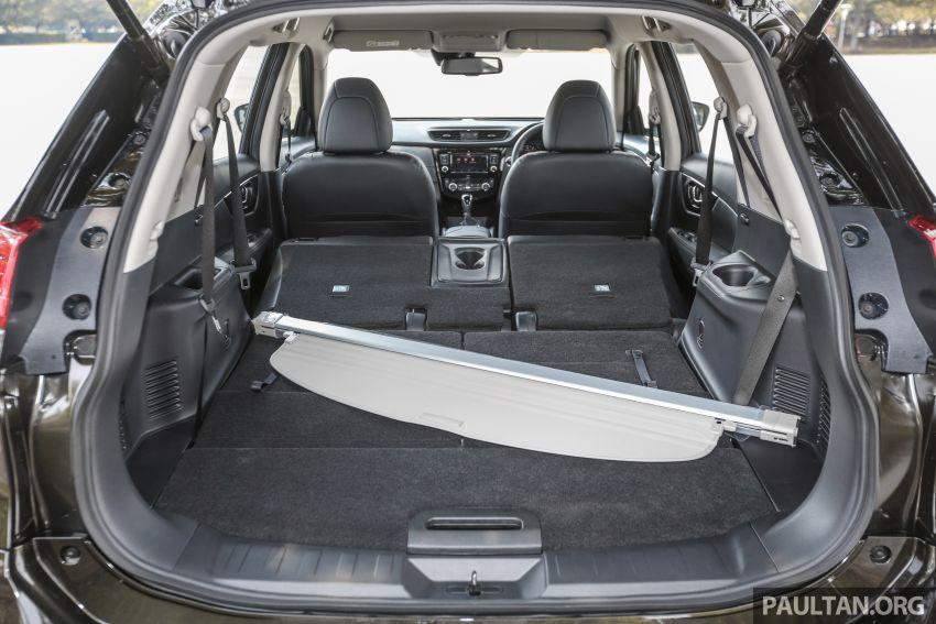 Nissan X-Trail <em>facelift</em> dipertonton di M'sia – empat varian, 2.0L hibrid baru; harga dari RM134k-RM160k Image #931474