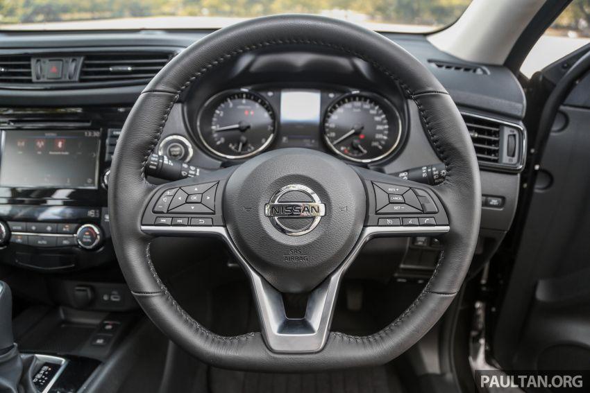 Nissan X-Trail <em>facelift</em> dipertonton di M'sia – empat varian, 2.0L hibrid baru; harga dari RM134k-RM160k Image #931442