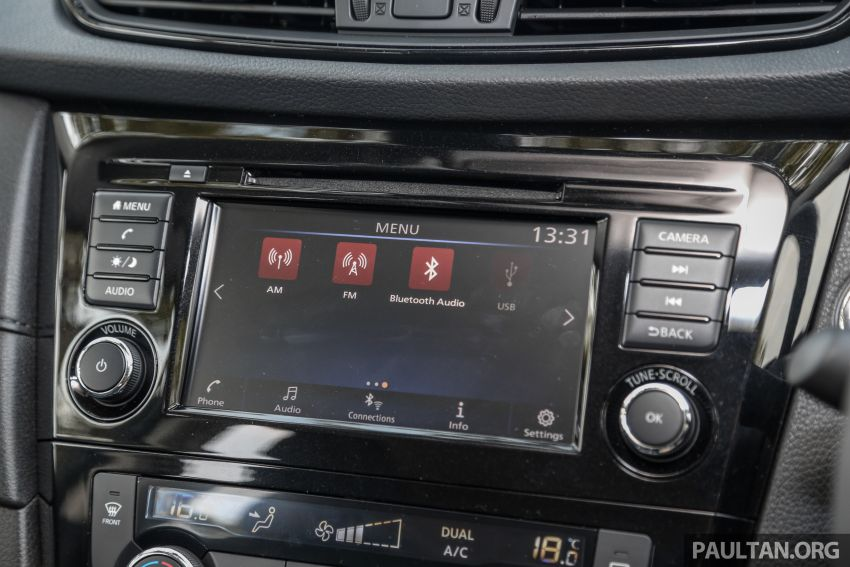 T32 Nissan X-Trail facelift – all four variants previewed! Image #931349