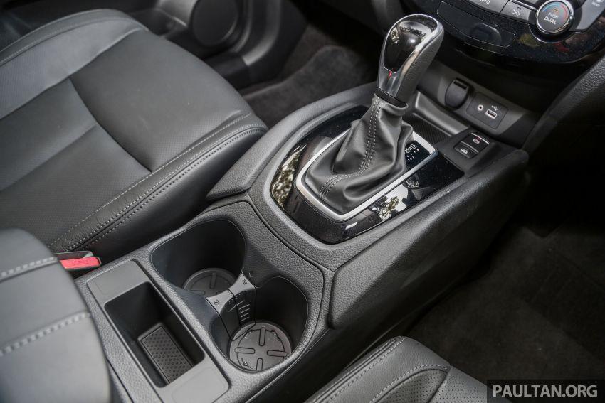 Nissan X-Trail <em>facelift</em> dipertonton di M'sia – empat varian, 2.0L hibrid baru; harga dari RM134k-RM160k Image #931447