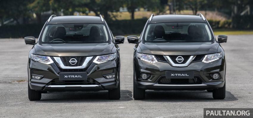 GALERI: Nissan X-Trail – <em>facelift</em> 2019 vs yang lama Image #934459