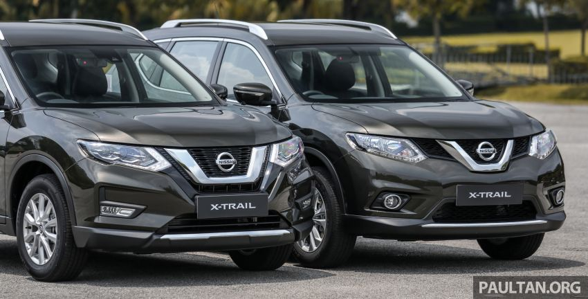 GALERI: Nissan X-Trail – <em>facelift</em> 2019 vs yang lama Image #934455