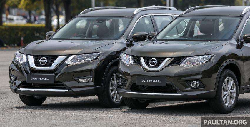 GALERI: Nissan X-Trail – <em>facelift</em> 2019 vs yang lama Image #934453