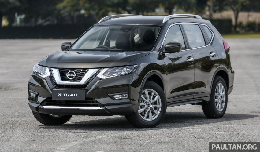 GALLERY: T32 Nissan X-Trail – new 2019 facelift vs old Image #932592