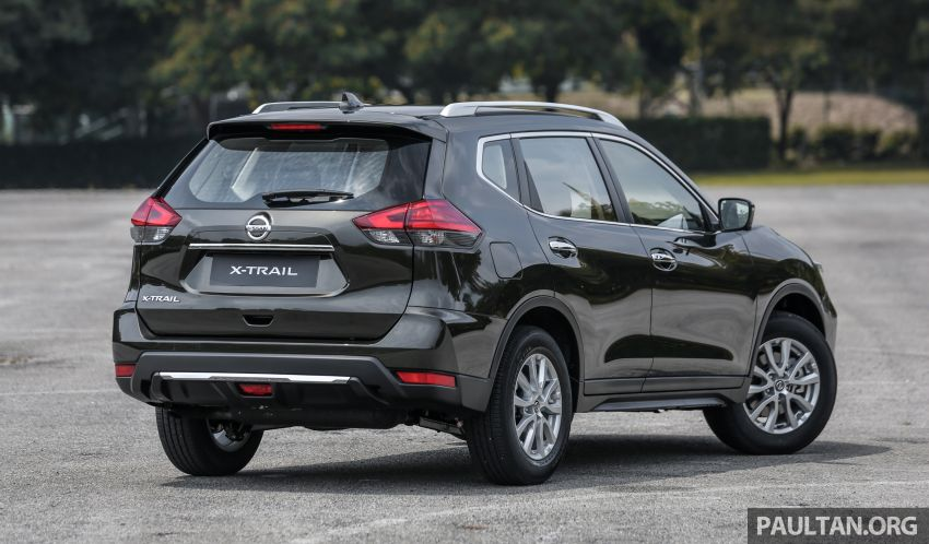 GALLERY: T32 Nissan X-Trail – new 2019 facelift vs old Image #932593