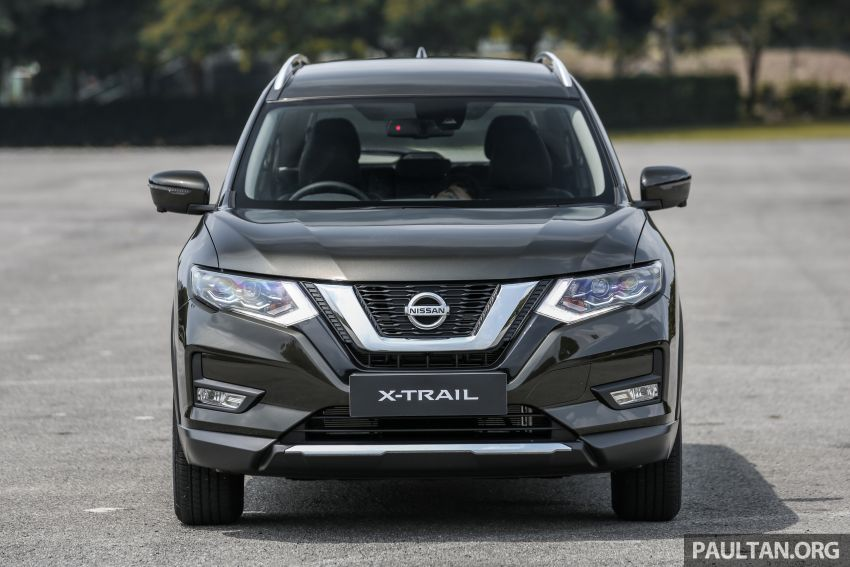 GALLERY: T32 Nissan X-Trail – new 2019 facelift vs old Image #932594