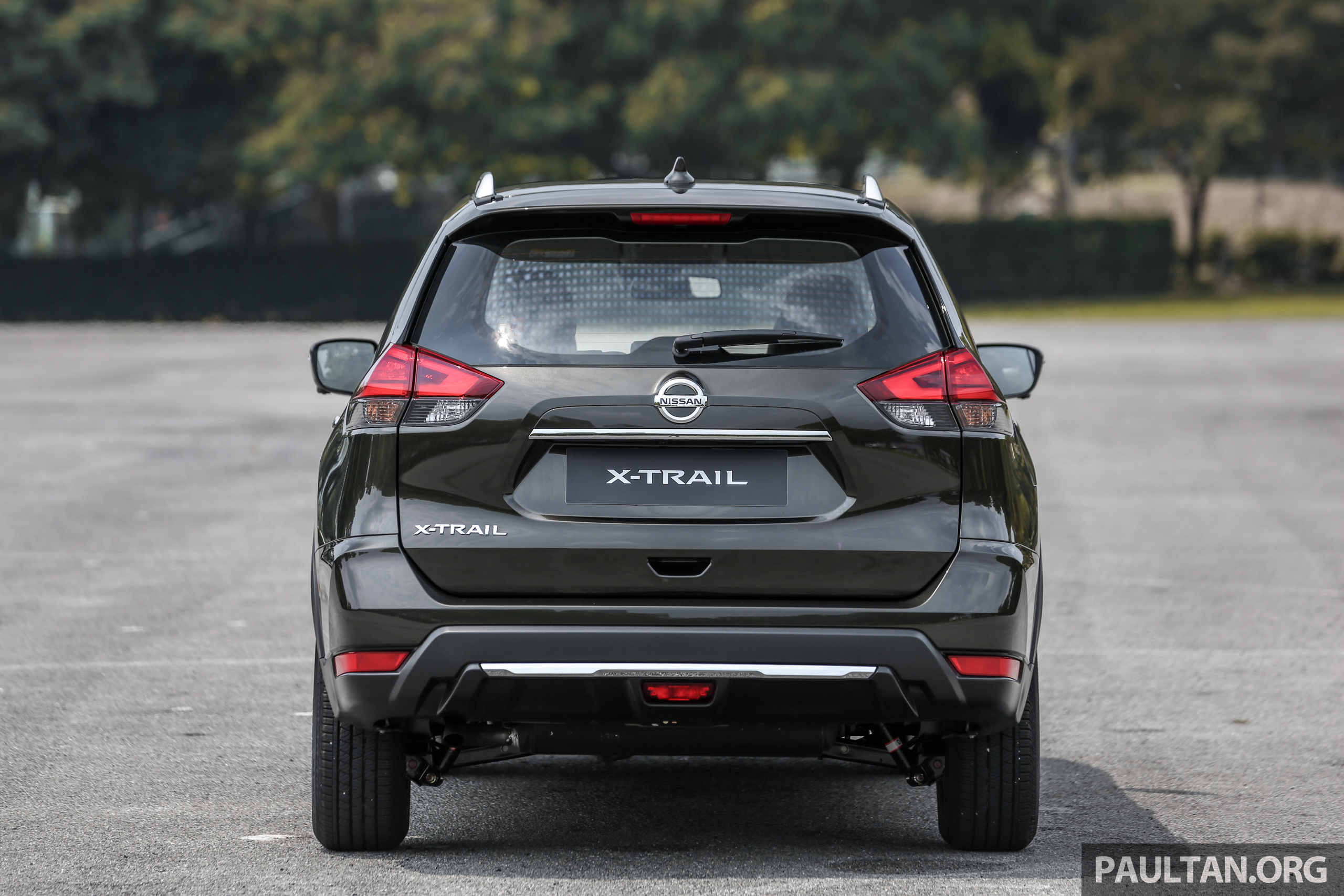 gallery: t32 nissan x-trail - new 2019 facelift vs old