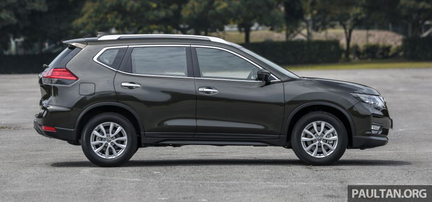 GALLERY: T32 Nissan X-Trail – new 2019 facelift vs old Image #932596