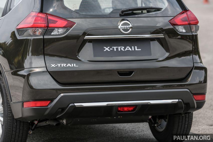 GALERI: Nissan X-Trail – <em>facelift</em> 2019 vs yang lama Image #934515