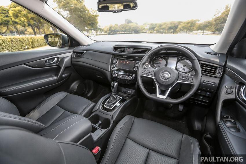 GALERI: Nissan X-Trail – <em>facelift</em> 2019 vs yang lama Image #934500