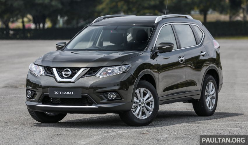 GALLERY: T32 Nissan X-Trail – new 2019 facelift vs old Image #932620