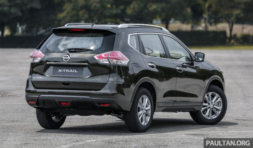 GALLERY: T32 Nissan X-Trail – new 2019 facelift vs old Image #932621