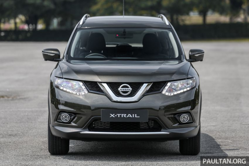 GALLERY: T32 Nissan X-Trail – new 2019 facelift vs old Image #932622