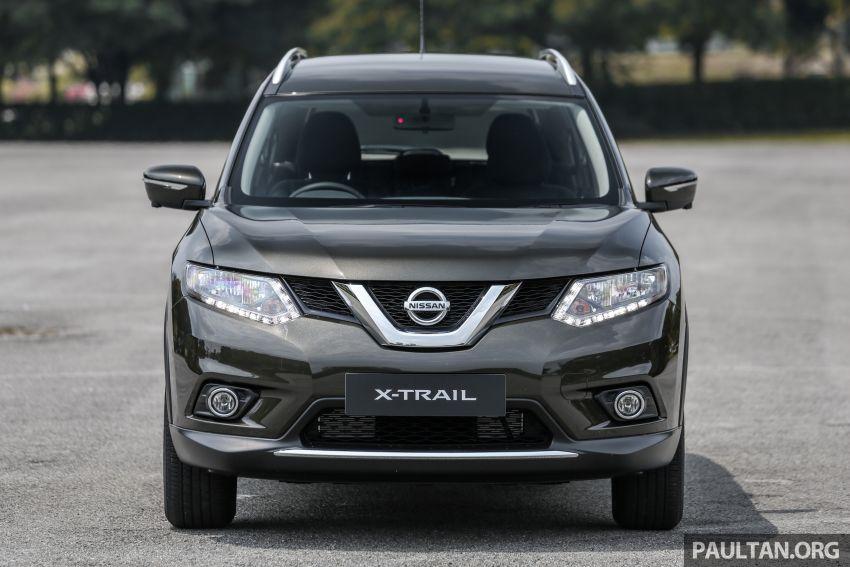 GALERI: Nissan X-Trail – <em>facelift</em> 2019 vs yang lama Image #934488