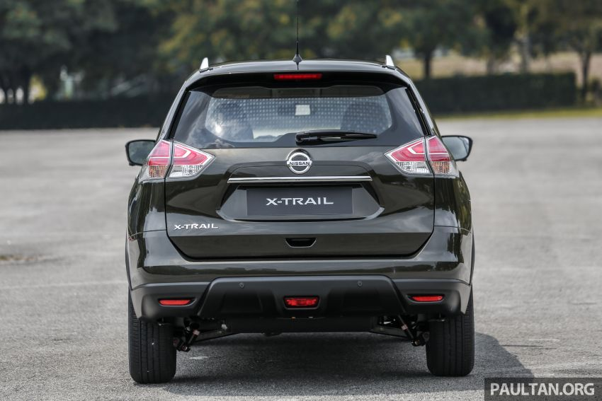 GALLERY: T32 Nissan X-Trail – new 2019 facelift vs old Image #932623
