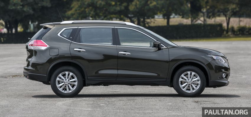 GALLERY: T32 Nissan X-Trail – new 2019 facelift vs old Image #932624