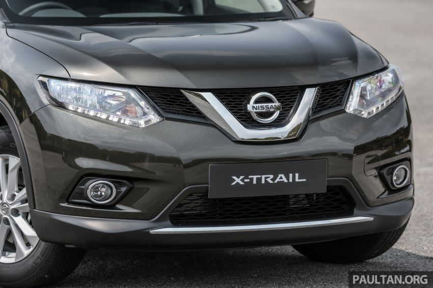GALLERY: T32 Nissan X-Trail – new 2019 facelift vs old Image #932625