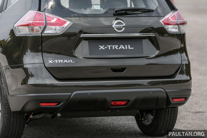 GALLERY: T32 Nissan X-Trail – new 2019 facelift vs old Image #932626