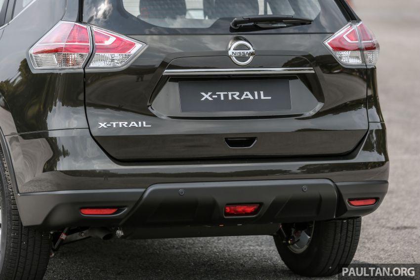 GALERI: Nissan X-Trail – <em>facelift</em> 2019 vs yang lama Image #934484