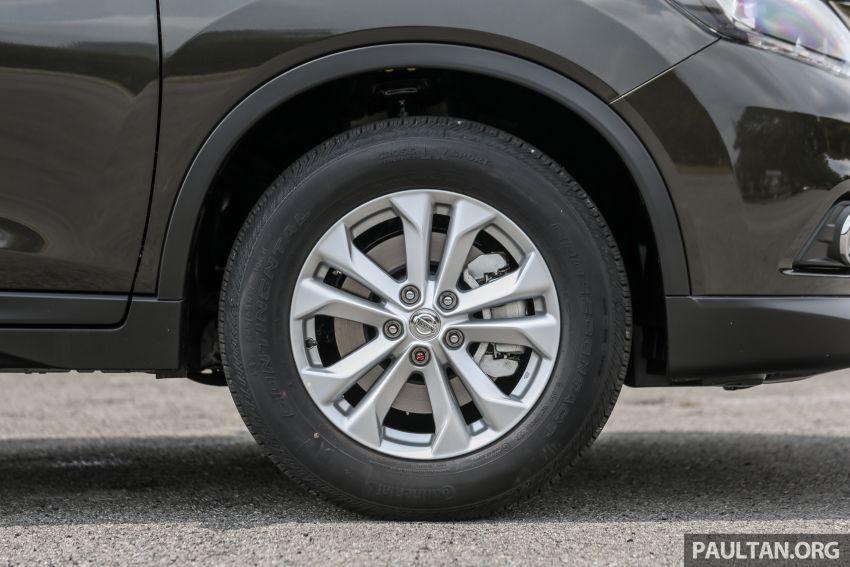 GALERI: Nissan X-Trail – <em>facelift</em> 2019 vs yang lama Image #934483