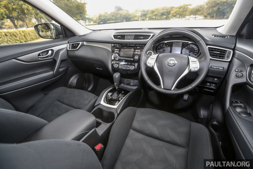 GALLERY: T32 Nissan X-Trail – new 2019 facelift vs old Image #932642