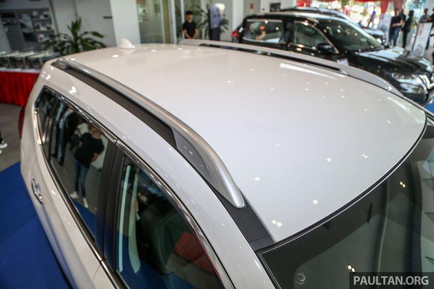 Nissan X-Trail <em>facelift</em> dipertonton di M'sia – empat varian, 2.0L hibrid baru; harga dari RM134k-RM160k Image #931888
