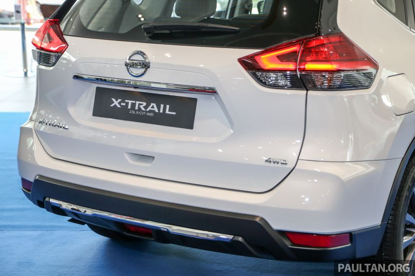T32 Nissan X-Trail facelift – all four variants previewed! Image #931638