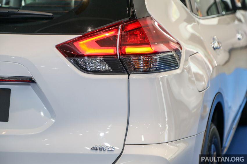 Nissan X-Trail <em>facelift</em> dipertonton di M'sia – empat varian, 2.0L hibrid baru; harga dari RM134k-RM160k Image #931890