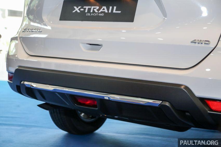 Nissan X-Trail <em>facelift</em> dipertonton di M'sia – empat varian, 2.0L hibrid baru; harga dari RM134k-RM160k Image #931891