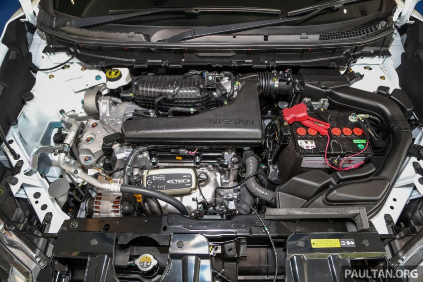 Nissan X-Trail <em>facelift</em> dipertonton di M'sia – empat varian, 2.0L hibrid baru; harga dari RM134k-RM160k Image #931892