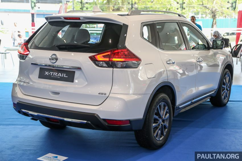 T32 Nissan X-Trail facelift – all four variants previewed! Image #931626