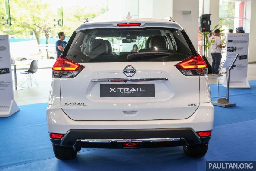 Nissan X-Trail <em>facelift</em> dipertonton di M'sia – empat varian, 2.0L hibrid baru; harga dari RM134k-RM160k Image #931879
