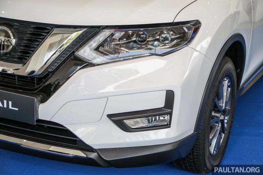 T32 Nissan X-Trail facelift – all four variants previewed! Image #931631