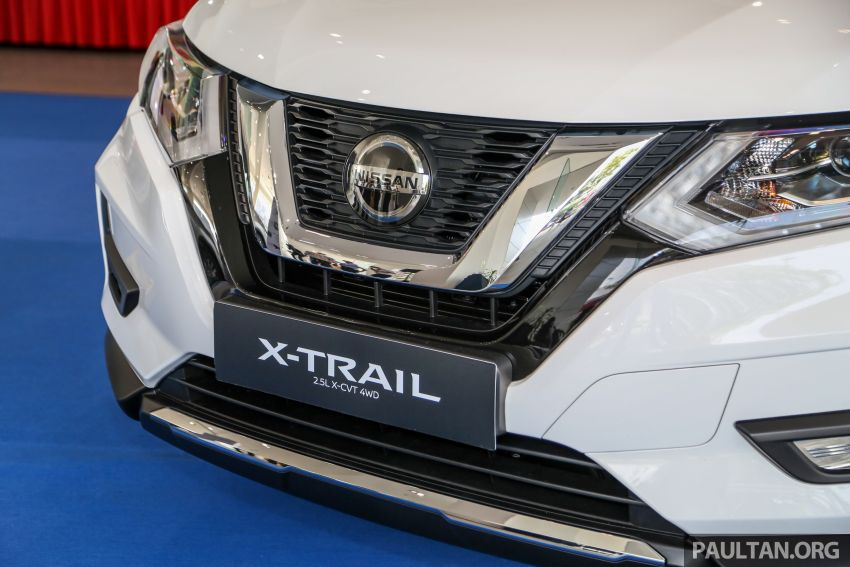 T32 Nissan X-Trail facelift – all four variants previewed! Image #931632