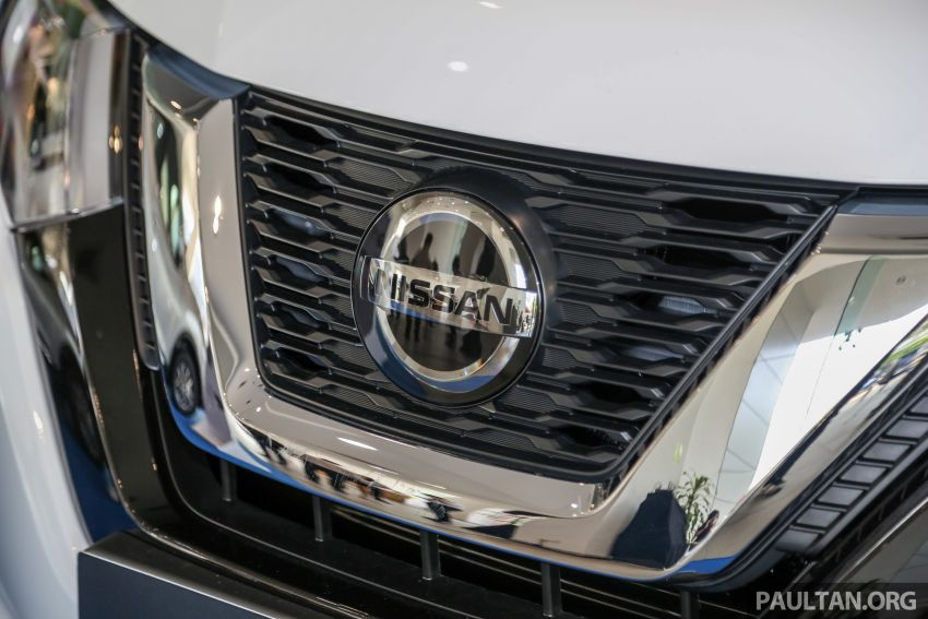 T32 Nissan X-Trail facelift – all four variants previewed! Image #931633